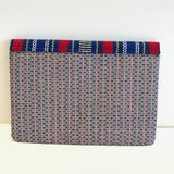 Inabel clutches, handwoven from Ilocos, Philippines