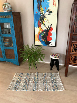 Rug, handwoven from India