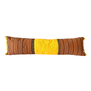 Hablon lumbar pillow *yellow/Orange