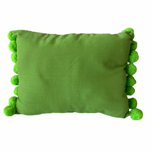 Kantarines throw pillow *Lilac/green