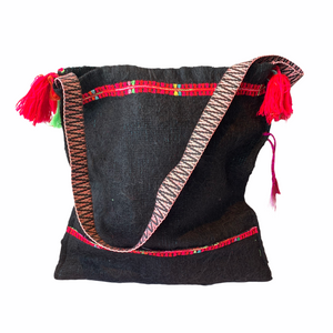 Exclusive handmade bag from Chamula in Chiapas, Mexico