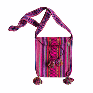Handmade cross body bags  from Oaxaca, Mexico