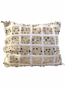 Moroccan wedding pillow (Handira)