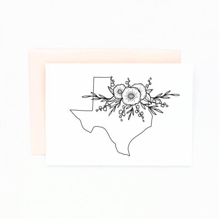 diy texas card set