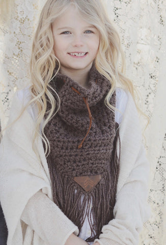 Pyramid Lake Cowl - Child/Youth, available in many colours
