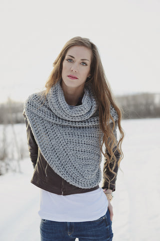Katniss Cowl - Light, available in many colours