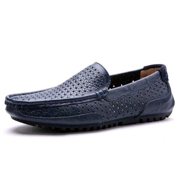 Mens Breathable Loafer Shoes - Presidential Brand (R)