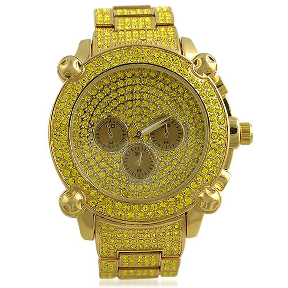 Lemonade Chrono Custom Watch - Presidential Brand (R)