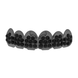 Black Grillz Top Teeth - Presidential Brand (R)