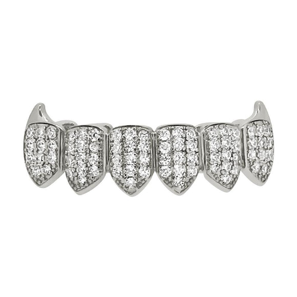 Fang Grillz Vampire Bottom Teeth - Presidential Brand (R)
