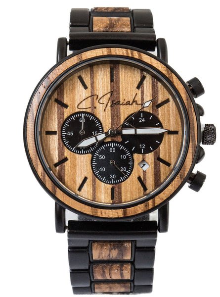 The Carter - Wooden Watch