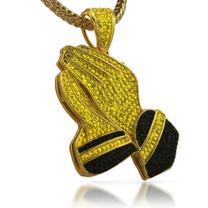 Lemonade Praying Hands Pendant - Presidential Brand (R)