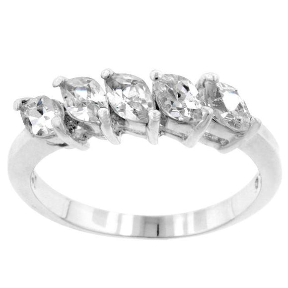 Paris 5-Stone Ring - Presidential Brand (R)