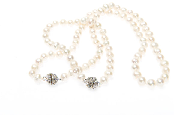 Spark Pearl Necklace - Presidential Brand (R)