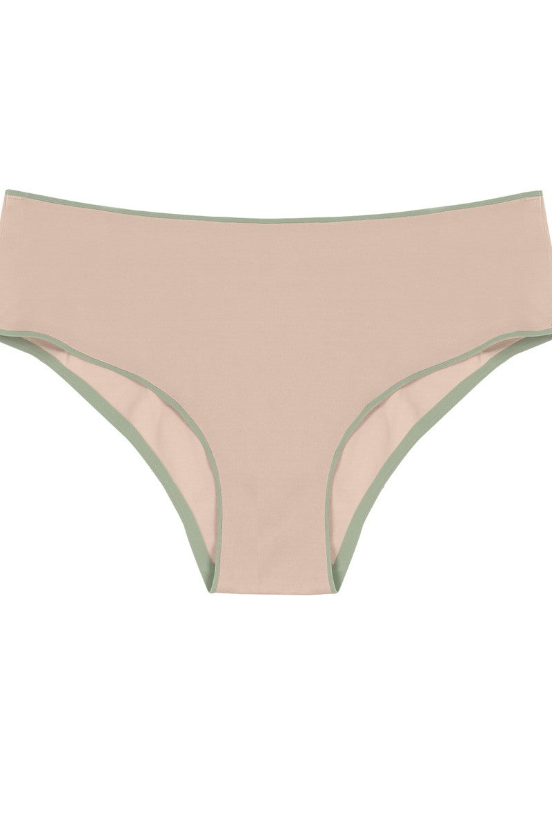 Ladies two tone bikini underwear