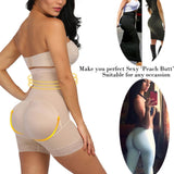 Lover Beauty Plus Shapewear Workout Waist Trainer Corset Butt lifter Tummy Control Plus Size Booty Lift Pulling Underwear Shaper - Presidential Brand (R)
