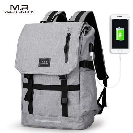 USB Charging Backpack Bag 15.6 - Presidential Brand (R)