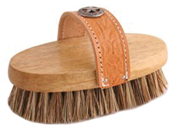 Legends Union Cowboy Heavy Grooming Brush - Presidential Brand (R)