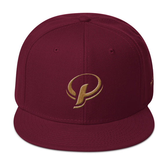 PRESIDENTIAL WEAR P LOGO | Snap Back