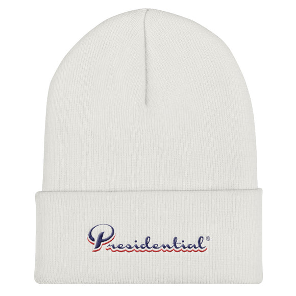 Presidential Two Color Cuffed Beanie - Presidential Brand (R)