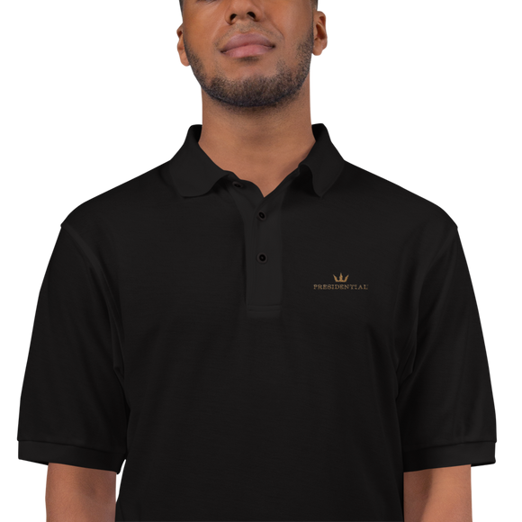 Port Authority K500 Premium Presidential Polo Shirt - Presidential Brand (R)