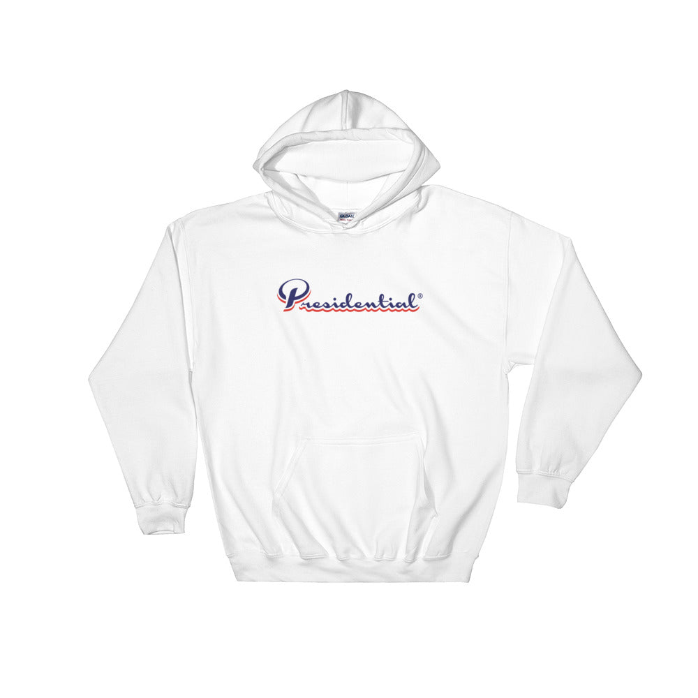 Presidential Two Colors Hooded Sweatshirt