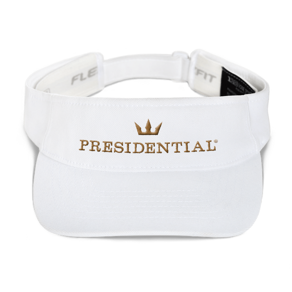 PRESIDENTIAL CROWN LOGO | Flexfit 8110 Visor