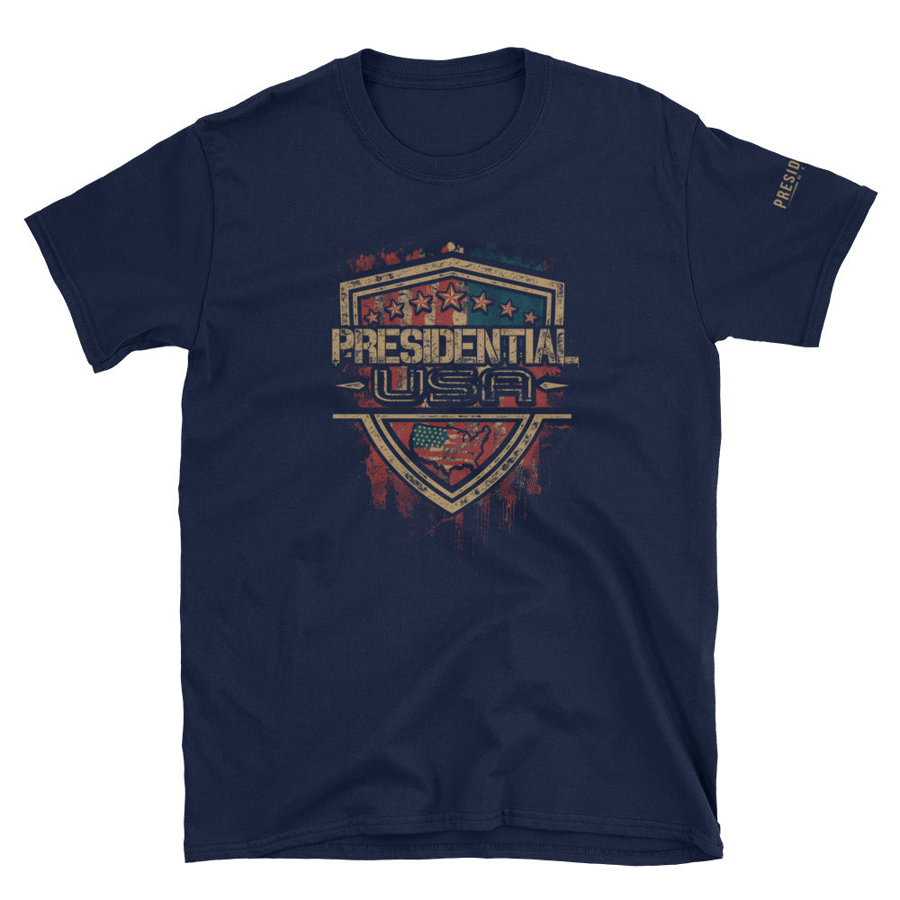 Presidential USA Short-Sleeve T-Shirt