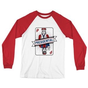 Presidential King Long Sleeve T-Shirt - Presidential Brand (R)