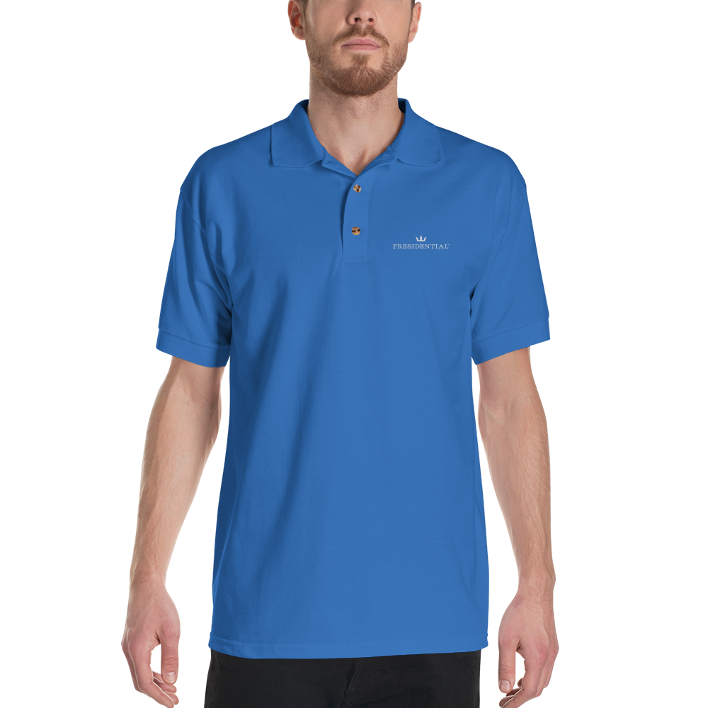 Gildan 3800 Embroidered Polo Shirt