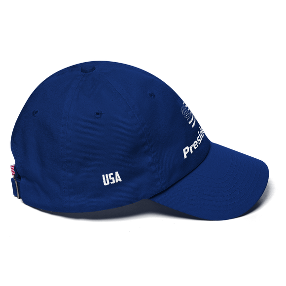 PRESIDENTIAL USA Flag Hat - Presidential Brand (R)