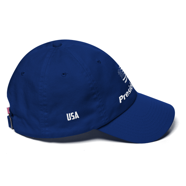PRESIDENTIAL USA Flag Hat