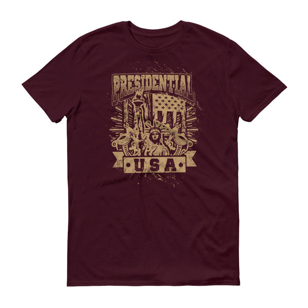 Presidential Liberty Gold Short-Sleeve T-Shirt
