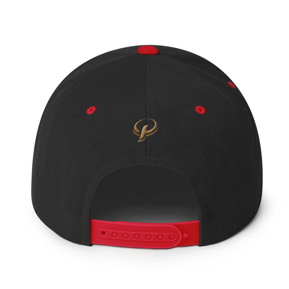 Presidential Clothing Snapback Hat