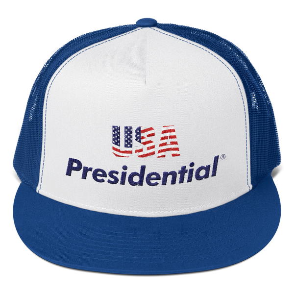 Trucker Cap USA PRESIDENTIAL