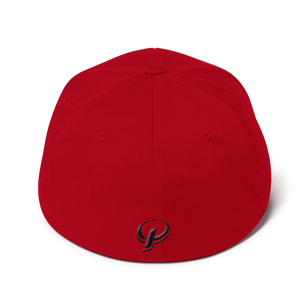 Presidential Structured Twill Cap