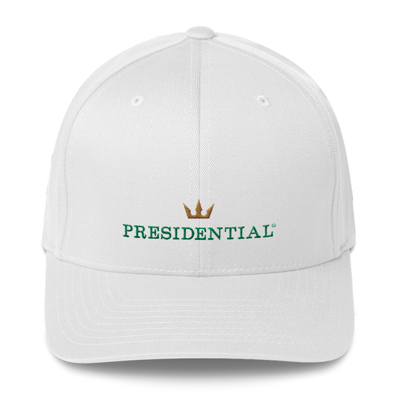 PRESIDENTIAL CROWN LOGO | Spandex Twill Hat