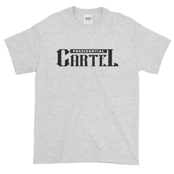 Presidential Cartel Black Short-Sleeve T-Shirt