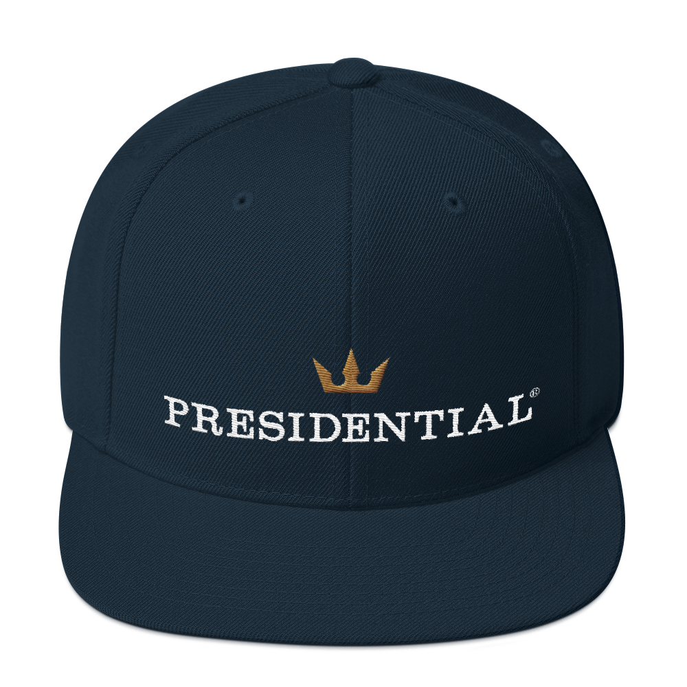 PRESIDENTIAL CROWN SNAPBACK