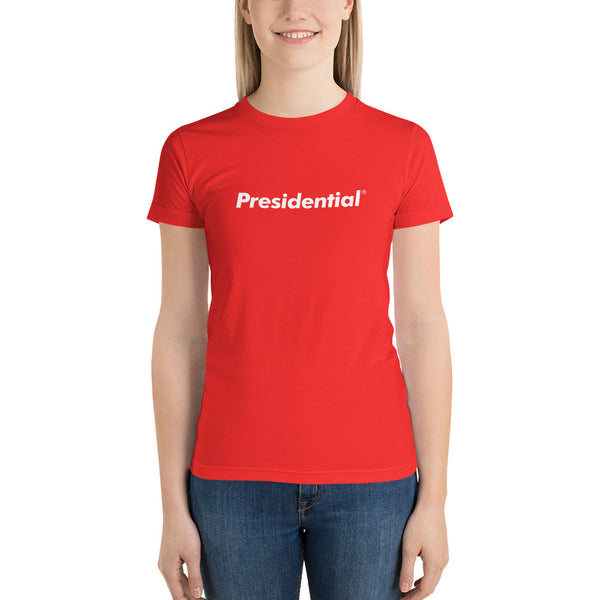 Presidential Short Sleeve Women's T-Shirt