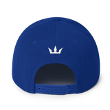 PRESIDENTIAL CROWN ON BACK | SNAPBACK - Presidential Brand (R)