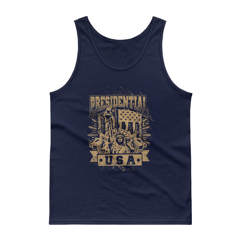 Presidential USA Tank Top