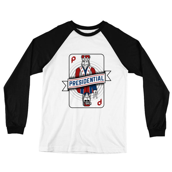 Presidential King Long Sleeve T-Shirt