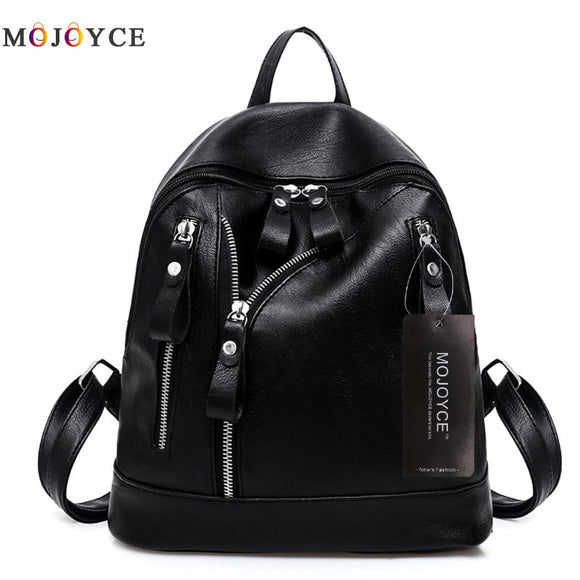Backpack Causal High Quality Bead Shoulder Leather Backpack - Presidential Brand (R)