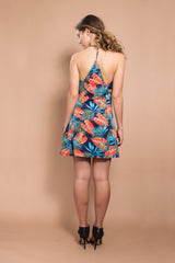 Going Back To Cali Printed Dress