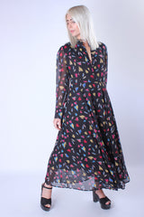 Let It Flow Maxi Dress