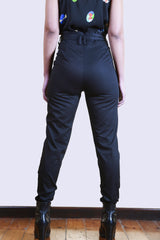 Alejandro High-Waisted Trousers