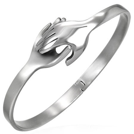316L Stainless Steel ETERNITY  Bangle