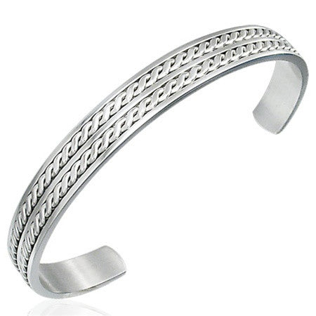 316L Stainless Steel ARIEL Bangle