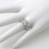 2.55 CTW Simulated Diamond Modern Engagement Ring